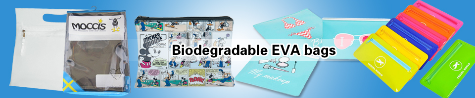 Biodegradable EVA bags